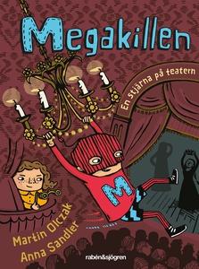 Megakillen - En stjärna på teatern (ljudbok) av