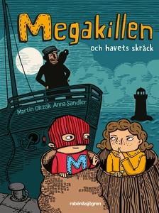 Megakillen och havets skräck (ljudbok) av Marti
