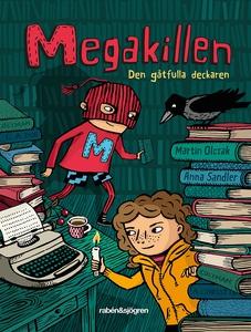 Megakillen - Den gåtfulla deckaren (ljudbok) av