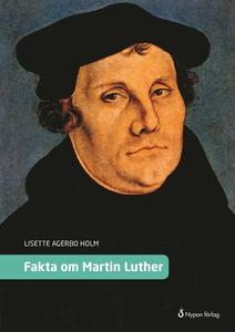 Fakta om Martin Luther (e-bok) av Lisette Agerb
