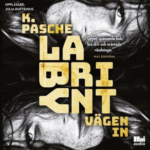 Labyrint - vägen in (ljudbok) av Karin Pasche