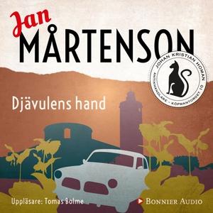 Djävulens hand (ljudbok) av Jan Mårtenson
