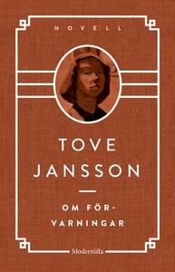 Om förvarningar (e-bok) av Tove Jansson