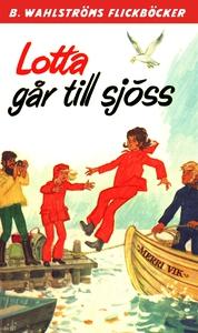 Lotta 28 - Lotta går till sjöss (e-bok) av Merr