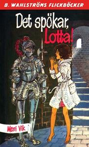Lotta 29 - Det spökar, Lotta! (e-bok) av Merri