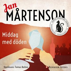 Middag med döden (ljudbok) av Jan Mårtenson
