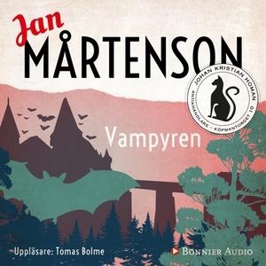 Vampyren (ljudbok) av Jan Mårtenson