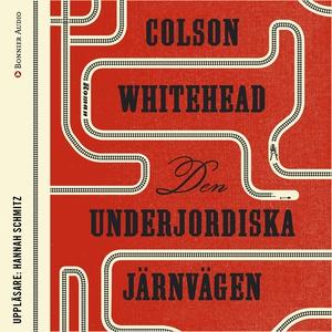 Den underjordiska järnvägen (ljudbok) av Colson