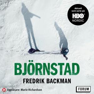 Björnstad (ljudbok) av Fredrik Backman