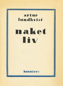 Naket liv : Dikter (e-bok) av Artur Lundkvist