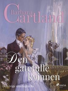 Den gåtefulle kvinnen (e-bok) av Barbara Cartla