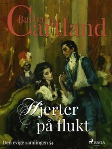 Hjerter på flukt (e-bok) av Barbara Cartland