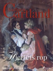Hjertets rop (e-bok) av Barbara Cartland