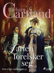 Jarlen forelsker seg (e-bok) av Barbara Cartlan