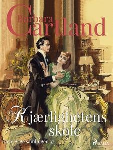 Kjærlighetens skole (e-bok) av Barbara Cartland