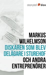 Diskaren som blev delägare i Sturehof (e-bok) a
