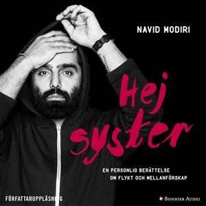 Hej syster (ljudbok) av Navid Modiri