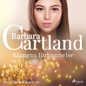 Klanens förbannelse (ljudbok) av Barbara Cartla