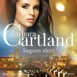 Sagans slott (ljudbok) av Barbara Cartland
