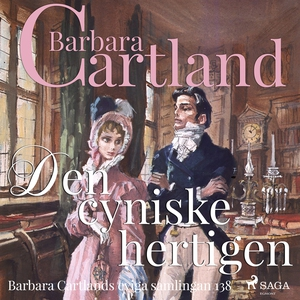 Den cyniske hertigen (ljudbok) av Barbara Cartl