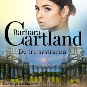 De tre systrarna (ljudbok) av Barbara Cartland