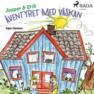 Jesper och Erik: Äventyret med väskan (ljudbok)