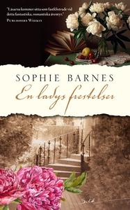 En ladys frestelser (e-bok) av Sophie Barnes