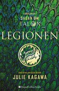 Legionen (e-bok) av Julie Kagawa