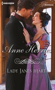 Lady Janes hjärta (e-bok) av Anne Herries