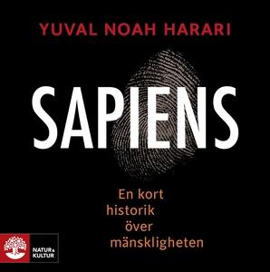 Sapiens (ljudbok) av Yuval Noah Harari