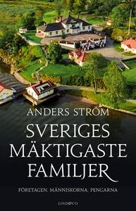 Sveriges mäktigaste familjer – Företagen, männi