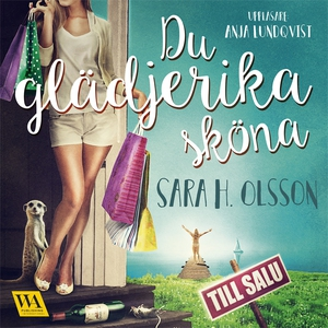 Du glädjerika sköna (ljudbok) av Sara H. Olsson
