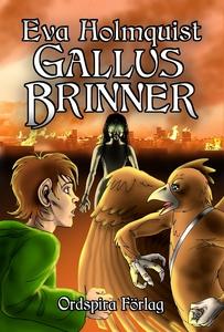 Gallus brinner (e-bok) av Eva Holmquist