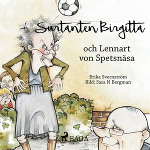Surtanten Birgitta och Lennart von Spetsnäsa (l
