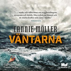 Väntarna (ljudbok) av Cannie Möller