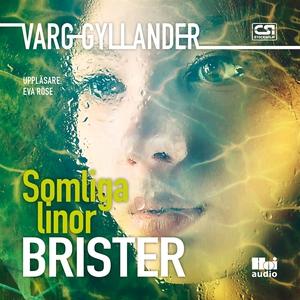 Somliga linor brister (ljudbok) av Varg Gylland