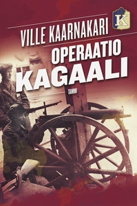 Operaatio Kagaali (e-bok) av Ville Kaarnakari