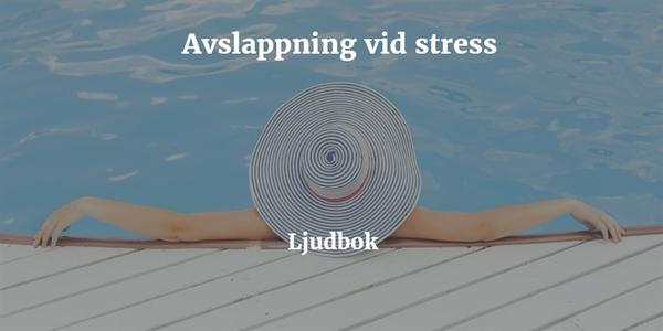 Stresshantering (ljudbok) av Rolf Jansson
