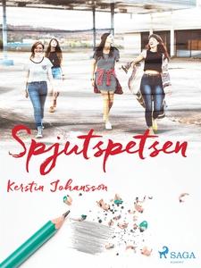 Spjutspetsen (e-bok) av Kerstin Johansson