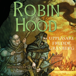 Robin Hood (ljudbok) av Howard Pyle