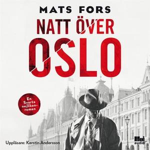 Natt över Oslo (ljudbok) av Mats Fors