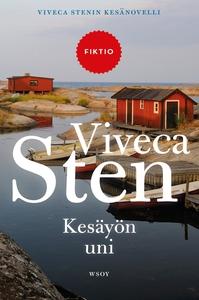 Kesäyön uni (e-bok) av Viveca Sten
