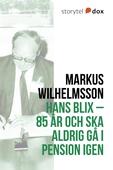 Hans Blix – 85 år och ska aldrig gå i pension igen