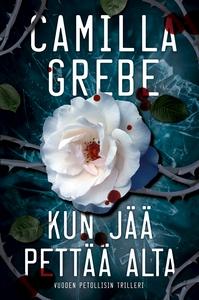 Kun jää pettää alta (e-bok) av Camilla Grebe
