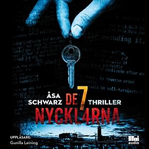 De sju nycklarna (ljudbok) av Åsa Schwarz