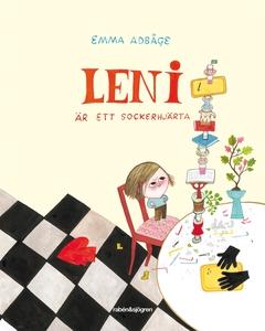 Leni är ett sockerhjärta (e-bok) av Emma Adbåge