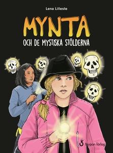 Mynta och de mystiska stölderna (e-bok) av Lena