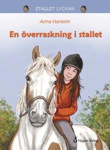 En överraskning i stallet (e-bok) av Anna Hanss