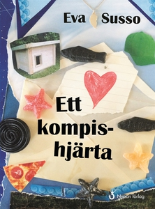 Ett kompishjärta (e-bok) av Eva Susso