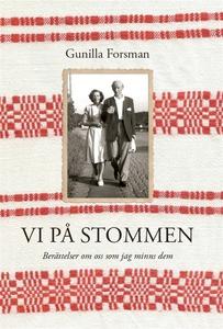 Vi på Stommen (e-bok) av Gunilla Forsman